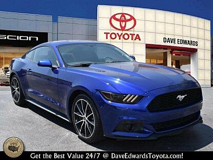 2016 Ford Mustang Coupe for sale 100982605