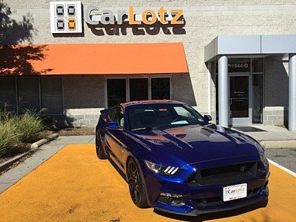 2016 Ford Mustang GT Coupe for sale 101044932
