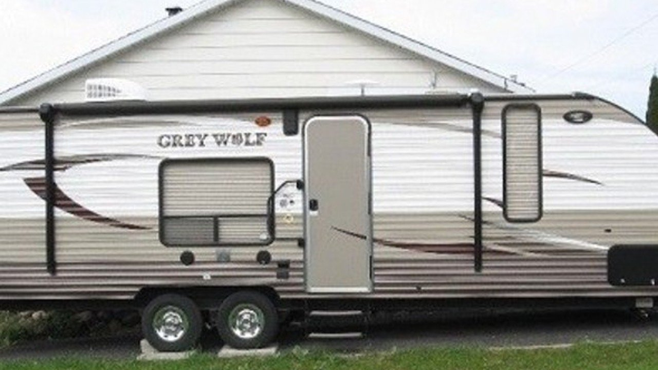 2016 Forest River Grey Wolf for sale 300149832