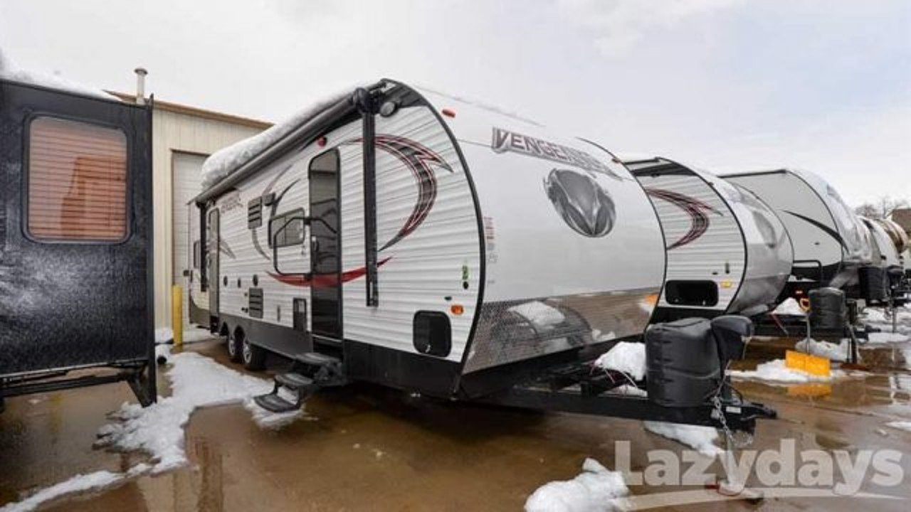 2016 Forest River Vengeance for sale 300112428