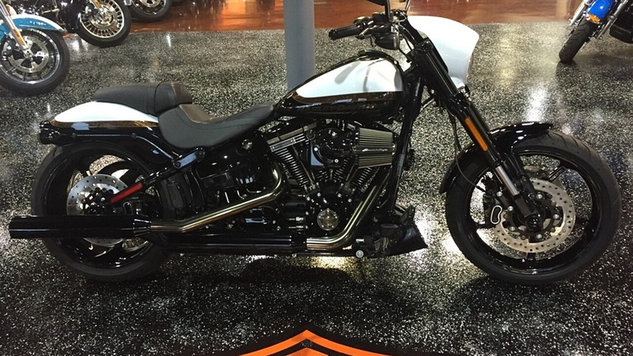 2016 Harley-Davidson CVO for sale 200480089