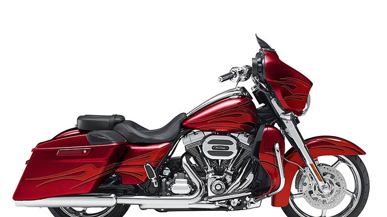 2016 Harley-Davidson CVO for sale 200496680