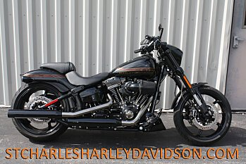 2016 Harley-Davidson CVO for sale 200498278