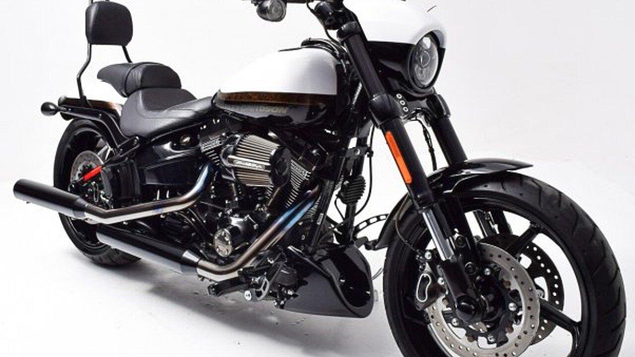 2016 Harley-Davidson CVO for sale 200522163