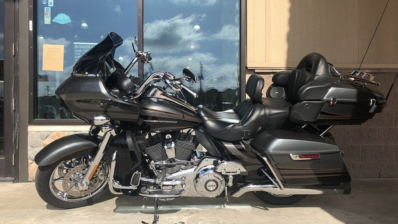 2016 Harley-Davidson CVO for sale 200563588