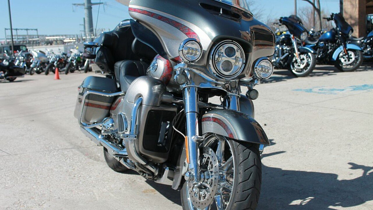 2016 Harley-Davidson CVO for sale 200579796