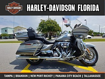 2016 Harley-Davidson CVO for sale 200581055