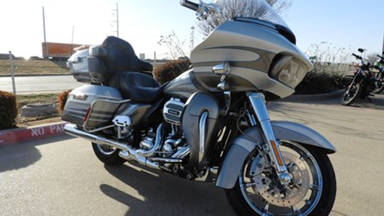 2016 Harley-Davidson CVO for sale 200586489