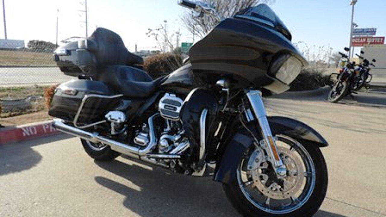 2016 Harley-Davidson CVO for sale 200586531