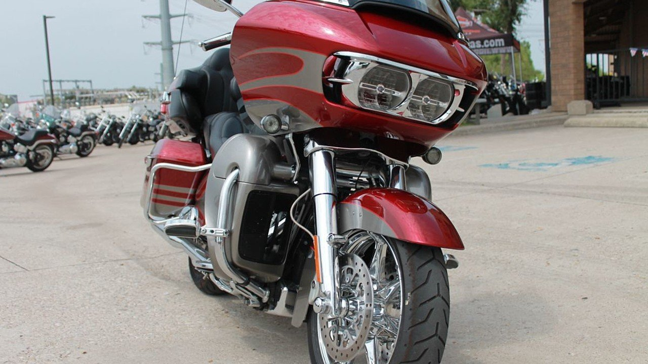 2016 Harley-Davidson CVO for sale 200609552