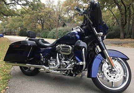 2016 Harley-Davidson CVO for sale 200427840