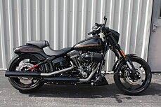 2016 Harley-Davidson CVO for sale 200498278