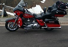 2016 Harley-Davidson CVO for sale 200514790