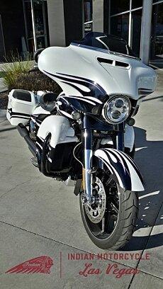 2016 Harley-Davidson CVO for sale 200520552