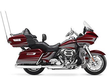 2016 Harley-Davidson CVO for sale 200520708