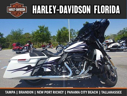 2016 Harley-Davidson CVO for sale 200575472