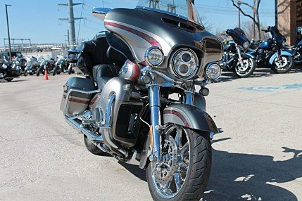 2016 Harley-Davidson CVO for sale 200579796