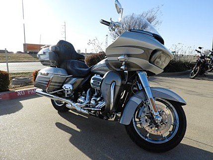2016 Harley-Davidson CVO for sale 200579900
