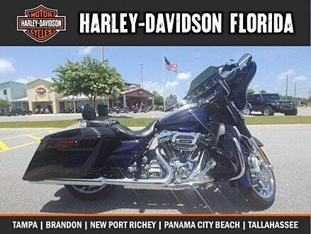 2016 Harley-Davidson CVO for sale 200586884