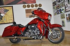 2016 Harley-Davidson CVO for sale 200588481