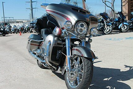 2016 Harley-Davidson CVO for sale 200595301