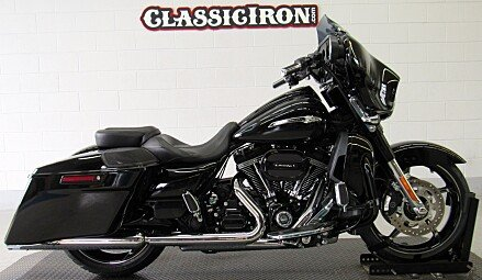 2016 Harley-Davidson CVO for sale 200612404