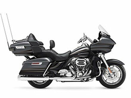 2016 Harley-Davidson CVO for sale 200620622