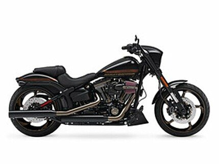 2016 Harley-Davidson CVO for sale 200620637