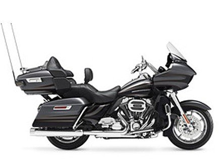 2016 Harley-Davidson CVO for sale 200621583