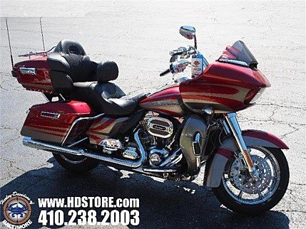 2016 Harley-Davidson CVO for sale 200624116