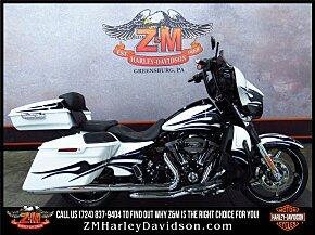 2016 Harley-Davidson CVO for sale 200626228