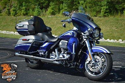 2016 Harley-Davidson CVO for sale 200627062