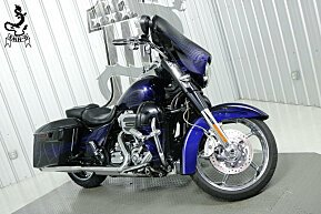 2016 Harley-Davidson CVO for sale 200630189