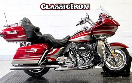 2016 Harley-Davidson CVO for sale 200634936