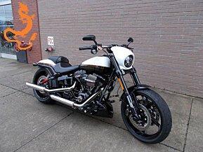 2016 Harley-Davidson CVO for sale 200645400