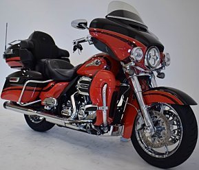 2016 Harley-Davidson CVO for sale 200653726