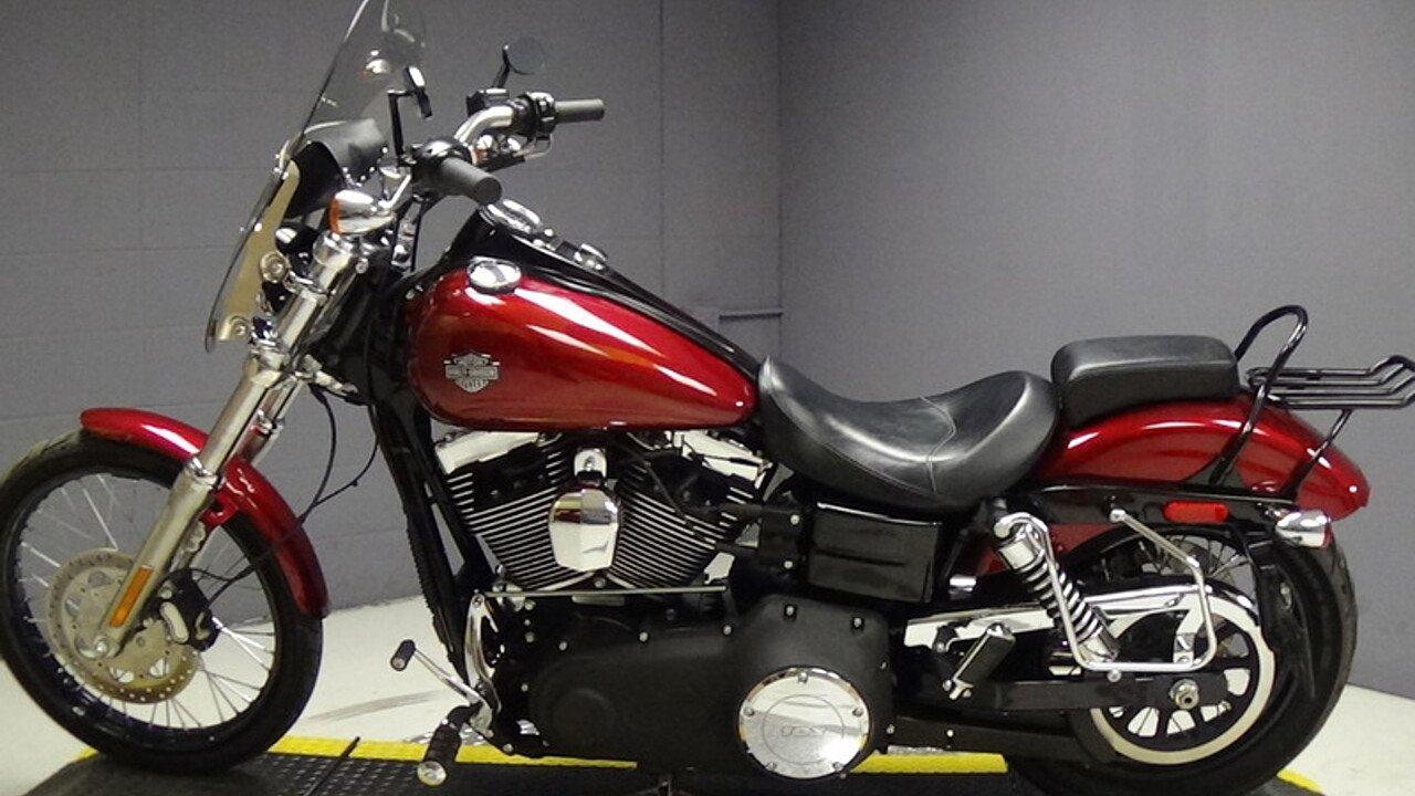 2016 Harley-Davidson Dyna for sale 200451530