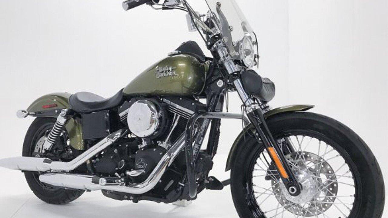 2016 Harley-Davidson Dyna for sale 200478985