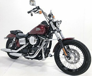 2016 Harley-Davidson Dyna for sale 200479175
