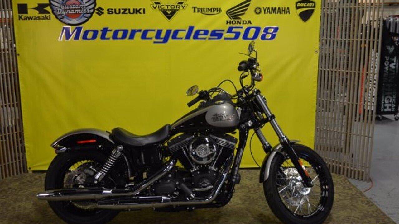 2016 Harley-Davidson Dyna for sale 200492557
