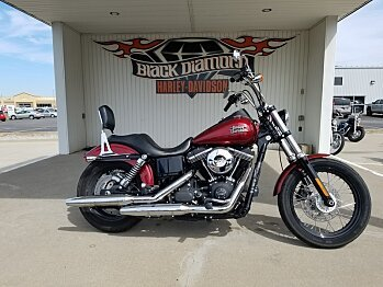 2016 Harley-Davidson Dyna for sale 200492638