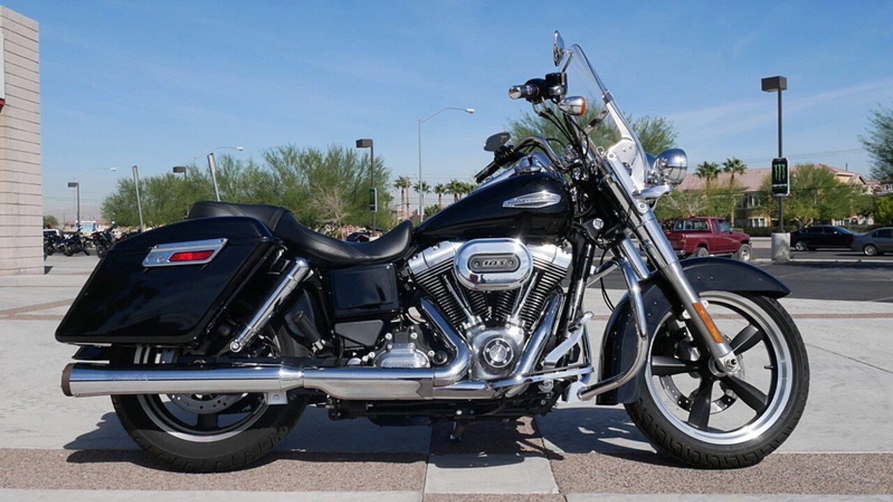2016 Harley-Davidson Dyna for sale 200503119