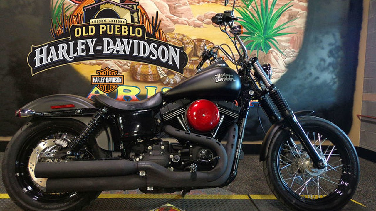 2016 Harley-Davidson Dyna for sale 200524266