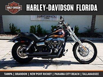 2016 Harley-Davidson Dyna for sale 200525221