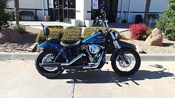 2016 Harley-Davidson Dyna for sale 200527048