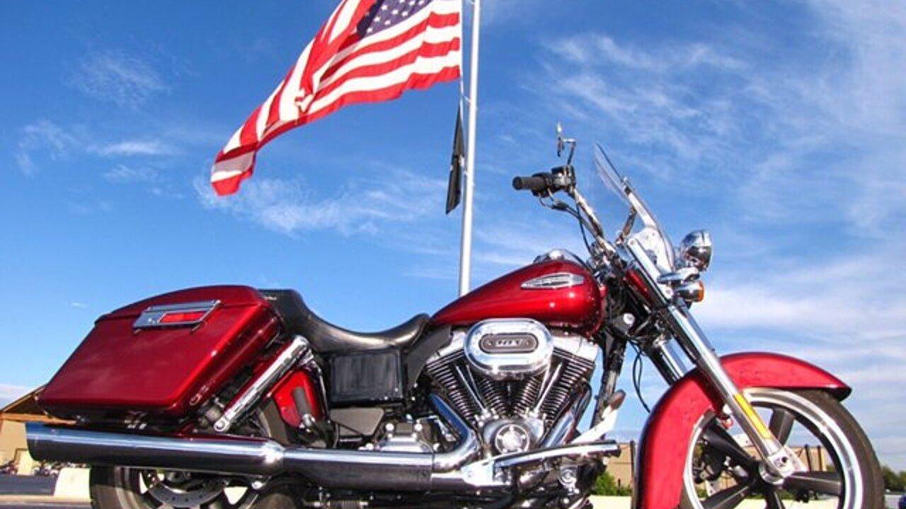 2016 Harley-Davidson Dyna for sale 200544747