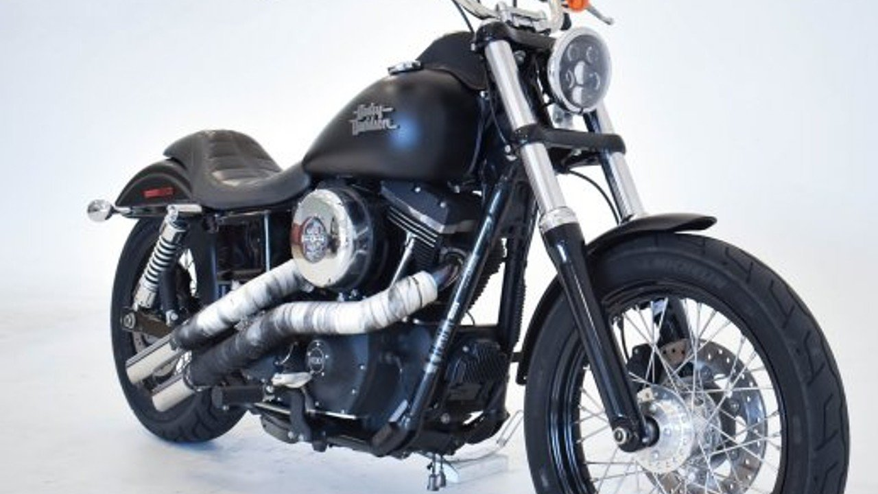 2016 Harley-Davidson Dyna for sale 200587352