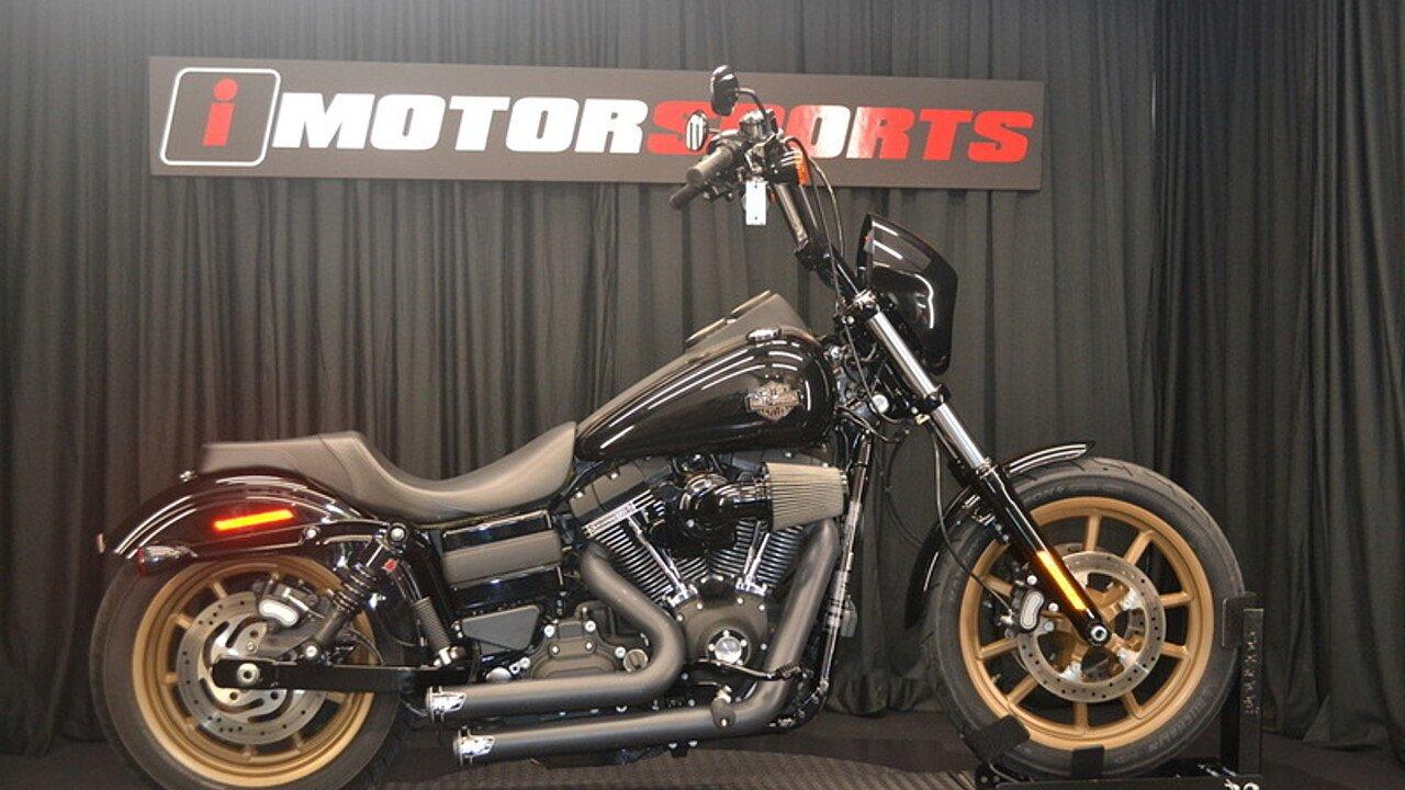 2016 Harley-Davidson Dyna for sale 200608132