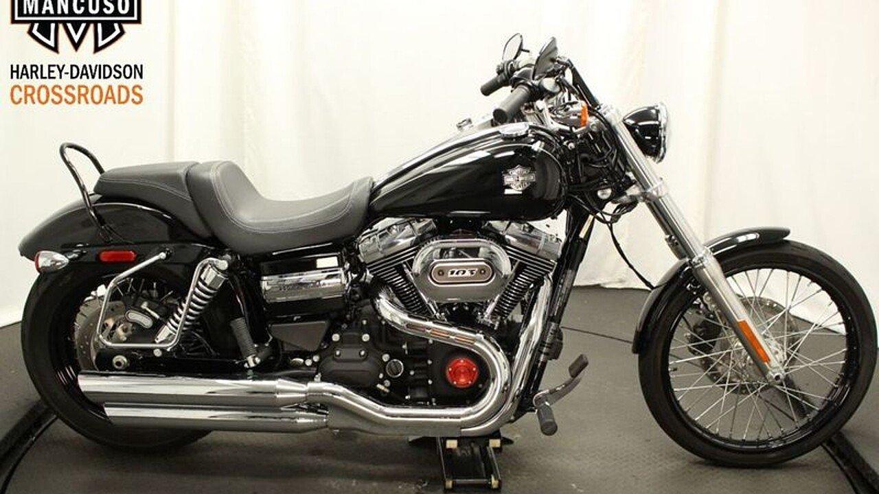 2016 Harley-Davidson Dyna for sale 200610337