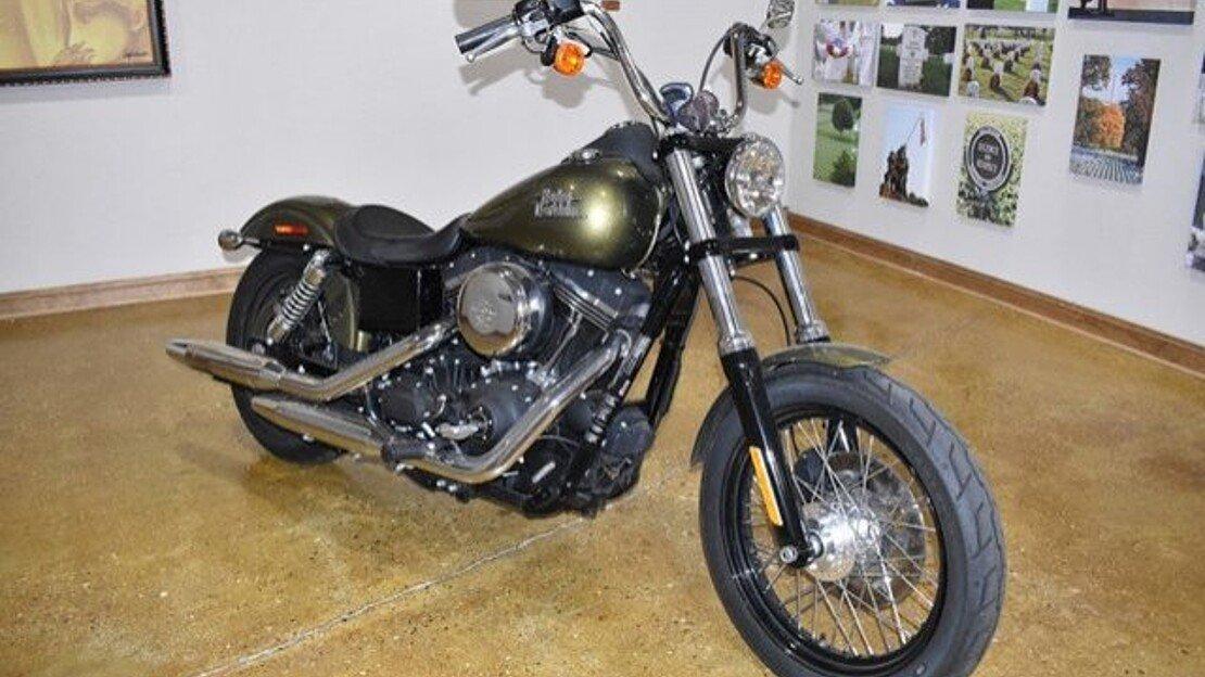2016 Harley-Davidson Dyna for sale 200620617